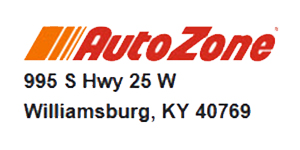 AutoZone - Williamsburg, KY