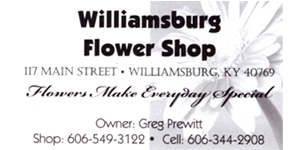 Williamsburg Flower Shop